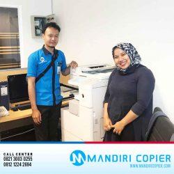 Pelanggan Mandiri Copier Mesin Fotocopy